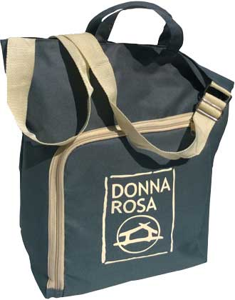BORSA NEW YOUNG IN POLIESTERE 600D CON TASCA FRONTALE, DO...