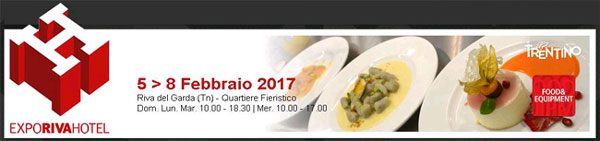 EXPORIVA Salone Professionale dell' Industria, ...